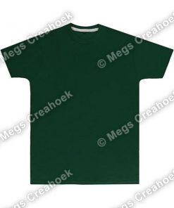 T-shirt SG Bottle Green
