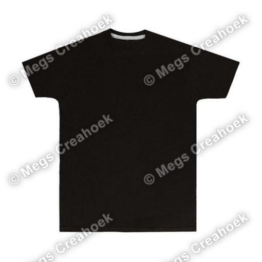 T-shirt SG Zwart