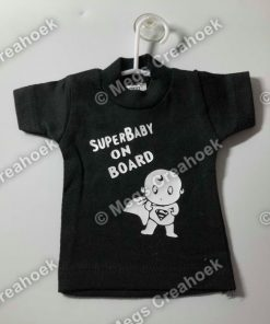 Mini shirt superbaby on board