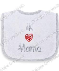 Slab I (hart) Mama