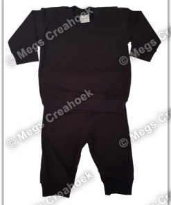 Baby Pyjama Zwart