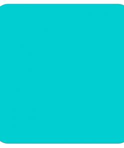 Kussenhoes Fel Blauw