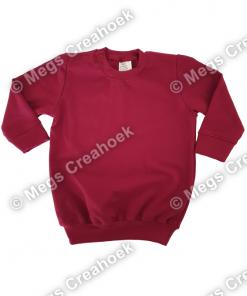 Sweaterdress Burgundy