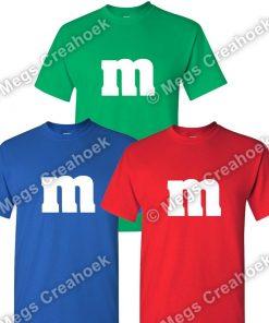 T-shirt M&M