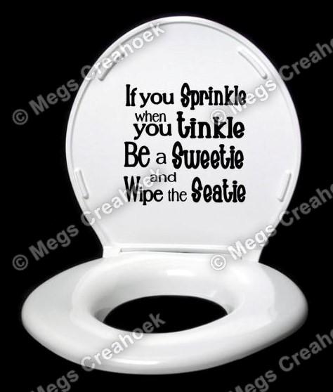 Sticker be a sweetie