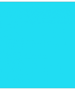 Flex - Fluor Blauw