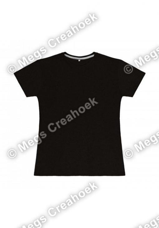 Dames t-shirt SG - Black