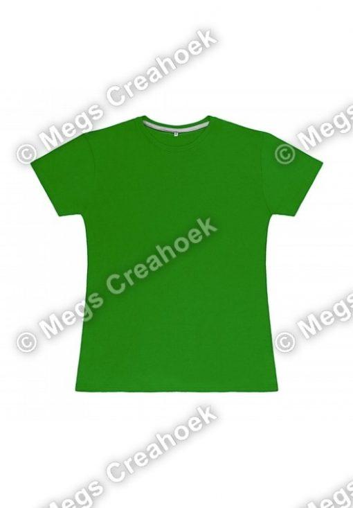 Dames t-shirt SG - Kelly Green