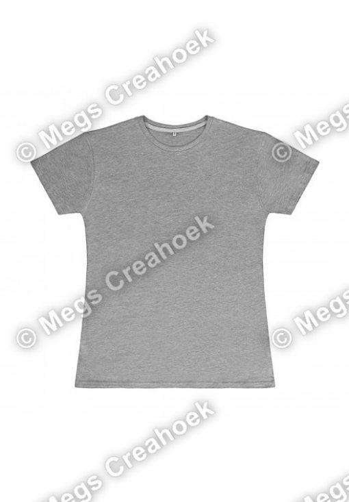 Dames t-shirt SG - Light Oxford