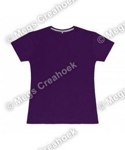 Dames t-shirt SG - Purple