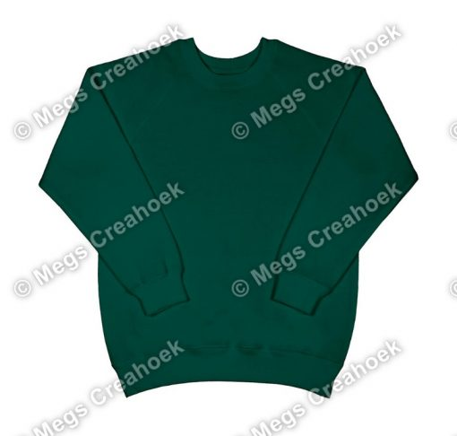 SG Sweater Bottle Green