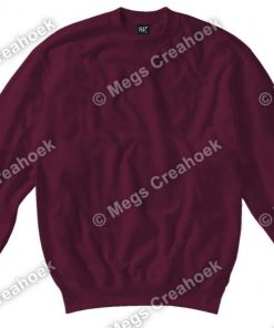 SG Sweater Burgundy