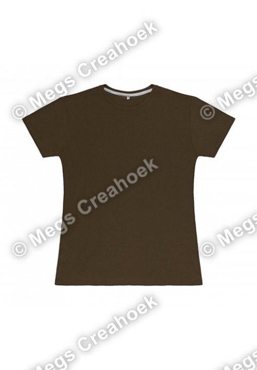 Dames t-shirt SG - Thyme