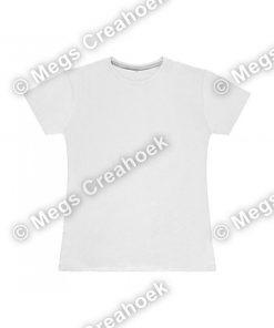 Dames t-shirt SG - White