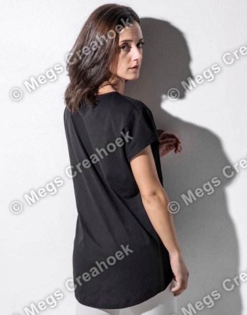 T-shirt Loose fit - back