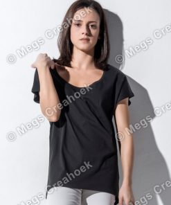 T-shirt Loose fit - front