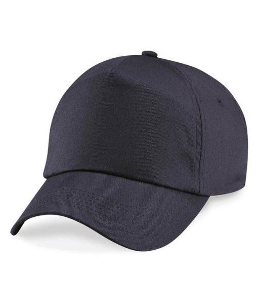 Junior 5 panel cap - Graphite Grey