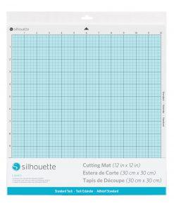 Silhouette Snijmat 12-12 inch