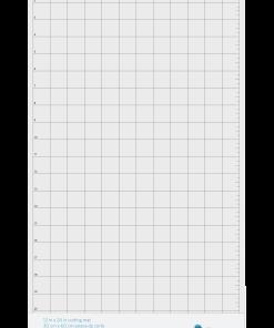 Silhouette Snijmat 12-24 inch
