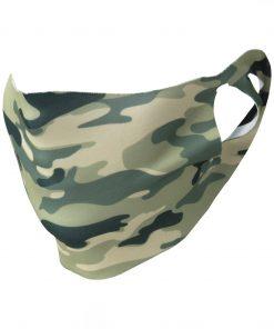 Mondkapje Camouflage