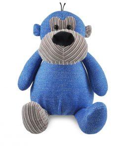 Zippie Aap Blauw