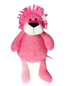 Zippie Leeuw Roze